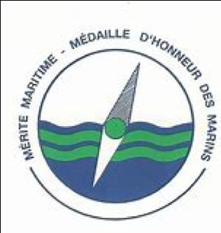 Mérite Maritime - Médaille d'Honneur des Marins